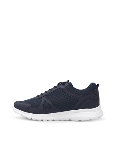 Slazenger Erkek Arya Sneakers SA11RE081 Lacivert